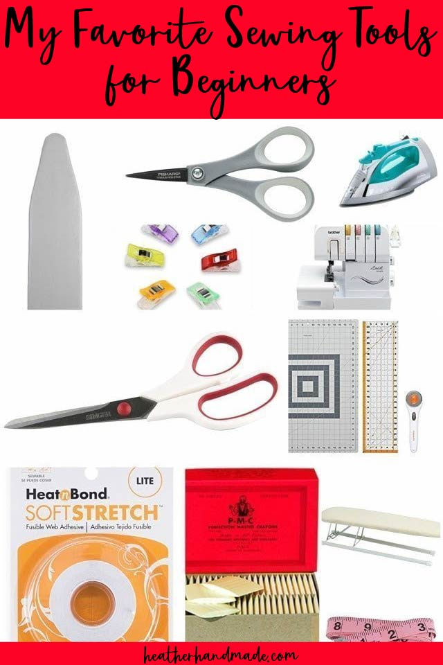 What Tools Do You Need to Get Started Sewing?