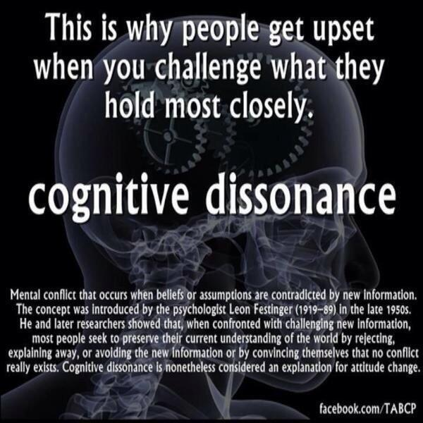 Cognitive Dissonance Scandic