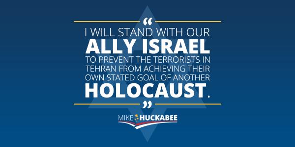Huckabee on Iran Deal