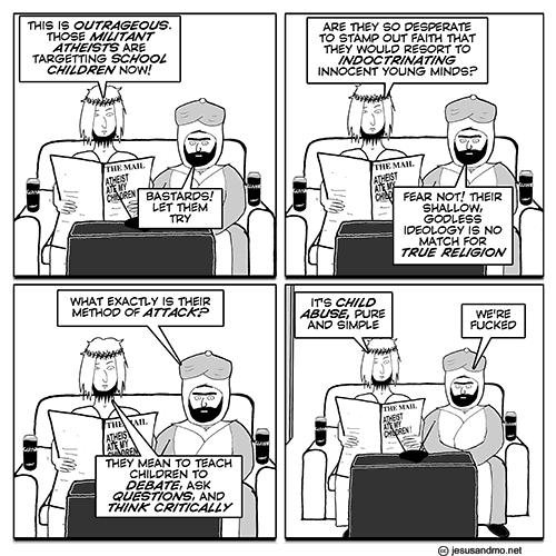 Secular Education
