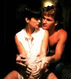 Ghost Demi Moore Patrick Swayze Wiki