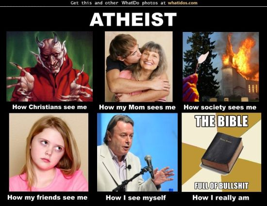 What is an atheist