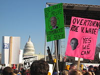 2009 March for Life Wiki