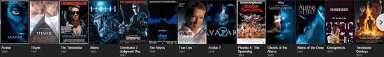 Cameron Movies