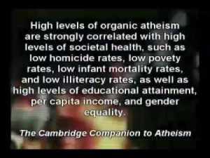 Atheism Cambridge