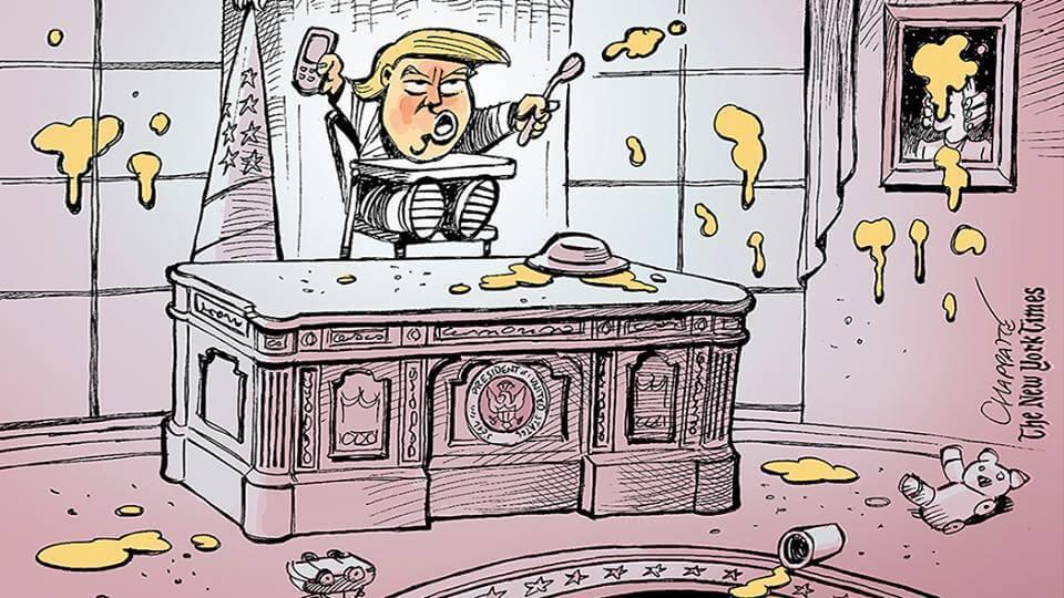 The North Korea Crisis: A Donald Trump Creation