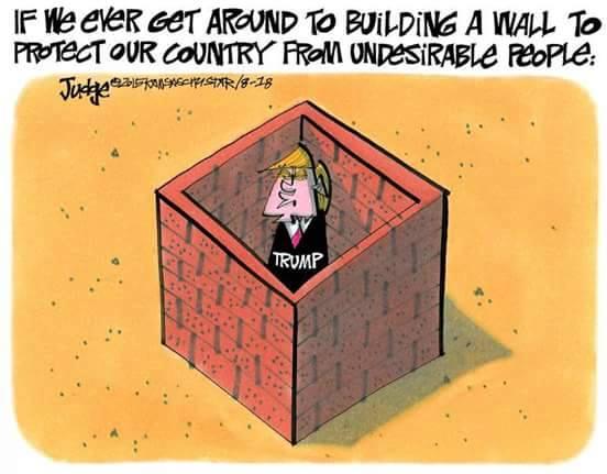 Trump's Southern Border Wall