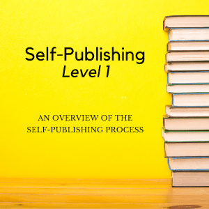 Books - How to self publish a book online course