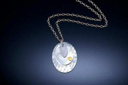 Gayatri Mantra Necklace