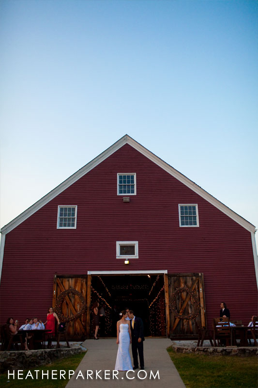 Smith Barn At Brooksby Farm Boston Wedding Photographer Chicago Wedding Photographer Heather