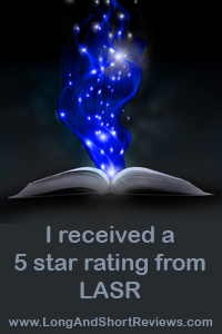 5 Star Rating LASR for Tangled In Divine