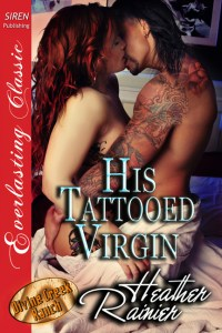 Book Cover: His Tattooed Virgin