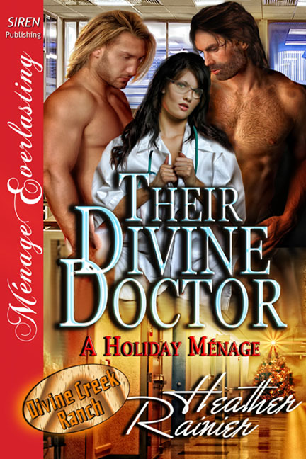 Book Cover: Their Divine Doctor
