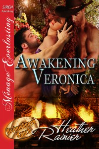Book Cover: Awakening Veronica
