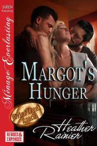 Book Cover: Margot's Hunger