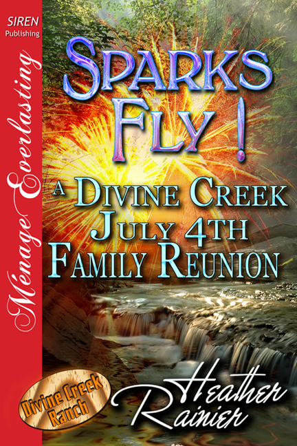 Book Cover: Sparks Fly!
