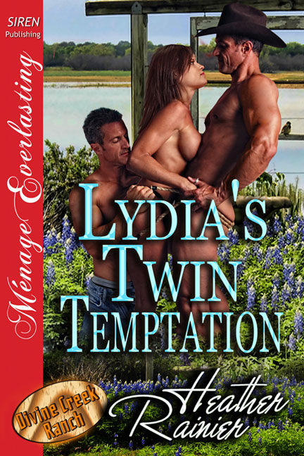 Book Cover: Lydia's Twin Temptation