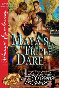 Book Cover: Maya's Triple Dare