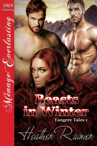 Book Cover: Beasts In Winter by Heather Rainier