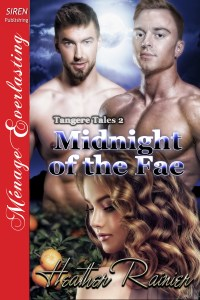 Book Cover: Midnight of the Fae