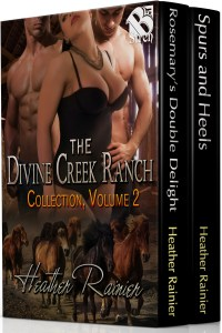 Book Cover: The Divine Creek Ranch Collection Boxed Set - Volume 2