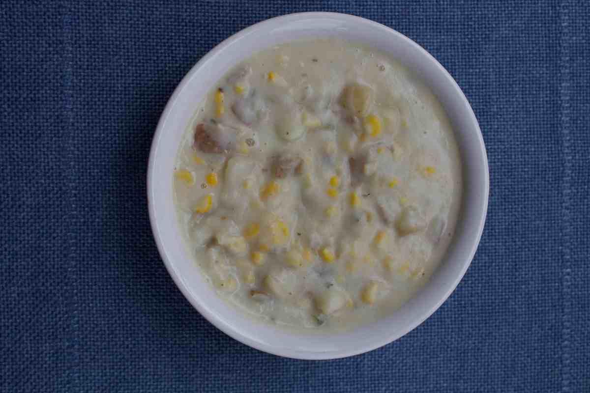 vegan Potato Corn Chowder