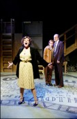 Rebecca Finnegan, Jess Godwin and Mick Weber in Gypsy at Porchlight