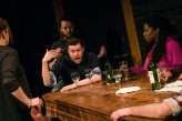 Scene from At the Table by Broken Nose Theatre