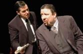 PJ Powers and Terry Hamilton in Timeline Theatre's Fiorello