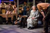 Scene from The Grapes of Wrath at the Gift Theatre