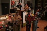 Scene from High Fidelity by Refuge Theatre Project