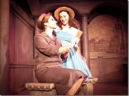 Kelli Harrington and Rachel Klippel in Theo Ubique's The Light in the Piazza