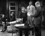Scene from the premiere production of A Raisin in the Sun
