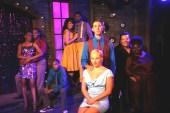 Cast of Theo Ubique's Smokey Joe's Cafe