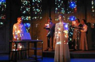 Scene from First Folio Theatre's Silent Sky