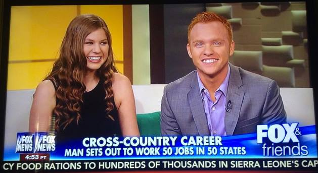 Watch our Interview from Fox and Friends Here!