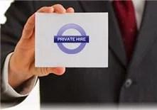 private hire driver company london
