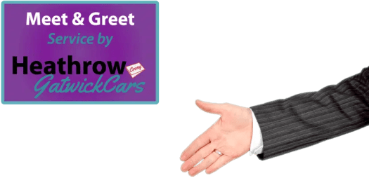 Meet and Greet Gatwick to Romford taxi
