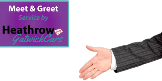 London Gatwick to Central London Taxi Airport Pickup Meet and Greet Service