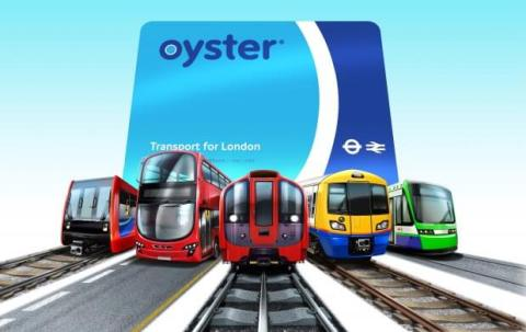 visitor oyster card Heathrow Transport