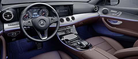 private hire driver chauffeur in london e-class saloon mercedes