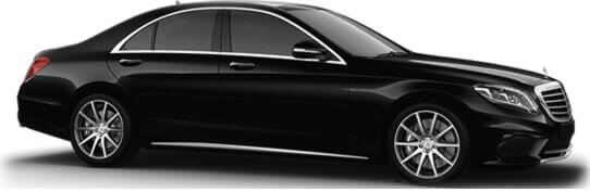 black mercedes benz s class executive cars heathrow