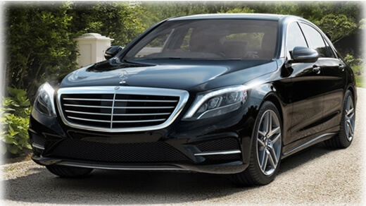 mercedes s class chauffeur hire a driver for a day