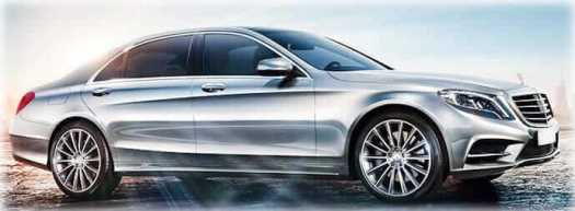 mercedes s class executive car hire a driver for a day