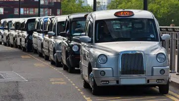 Heathrow Taxis are waiting in London Airport