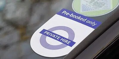 Oxford Circus to Gatwick Airport Private Transfer