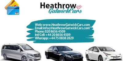taxi from hull to gatwick airport