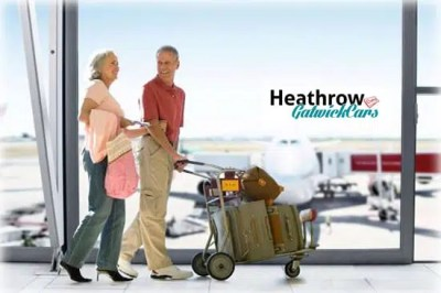 Luxury Chauffeur London Heathrow to Redhill Taxi Service