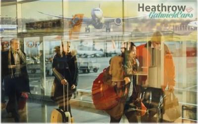 executive airport transfers london Gatwick to Harrow Taxi Service