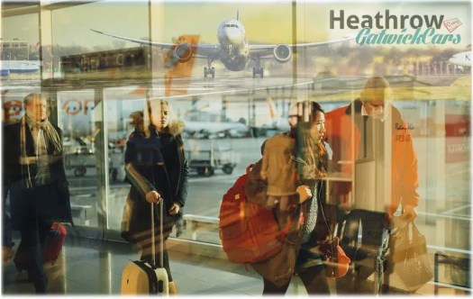 London Heathrow to Harrow Cab Service